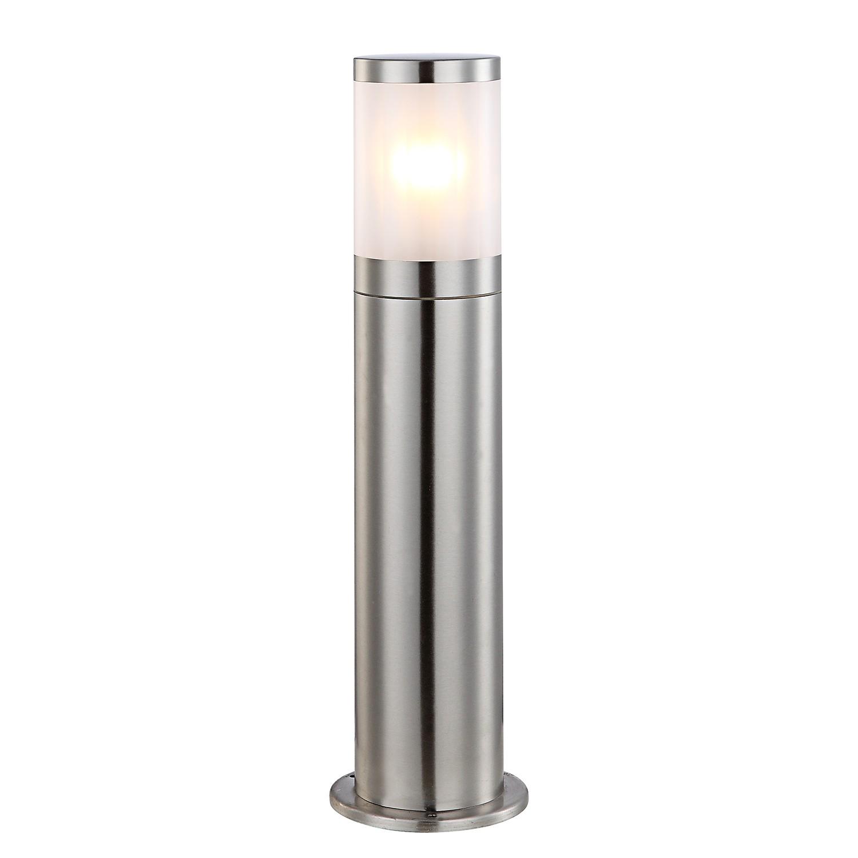 energie  A++, Buitenlamp Xeloo II - kunststof/roestvrij staal - 1 lichtbron - 50, Globo Lighting