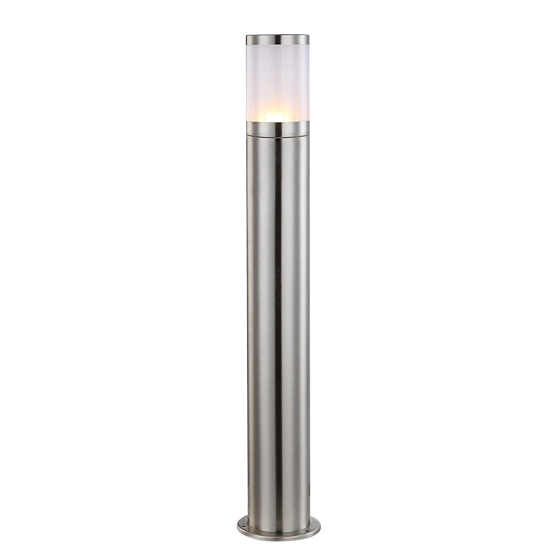 energie  A++, Buitenlamp Xeloo II - kunststof/roestvrij staal - 1 lichtbron - 80, Globo Lighting