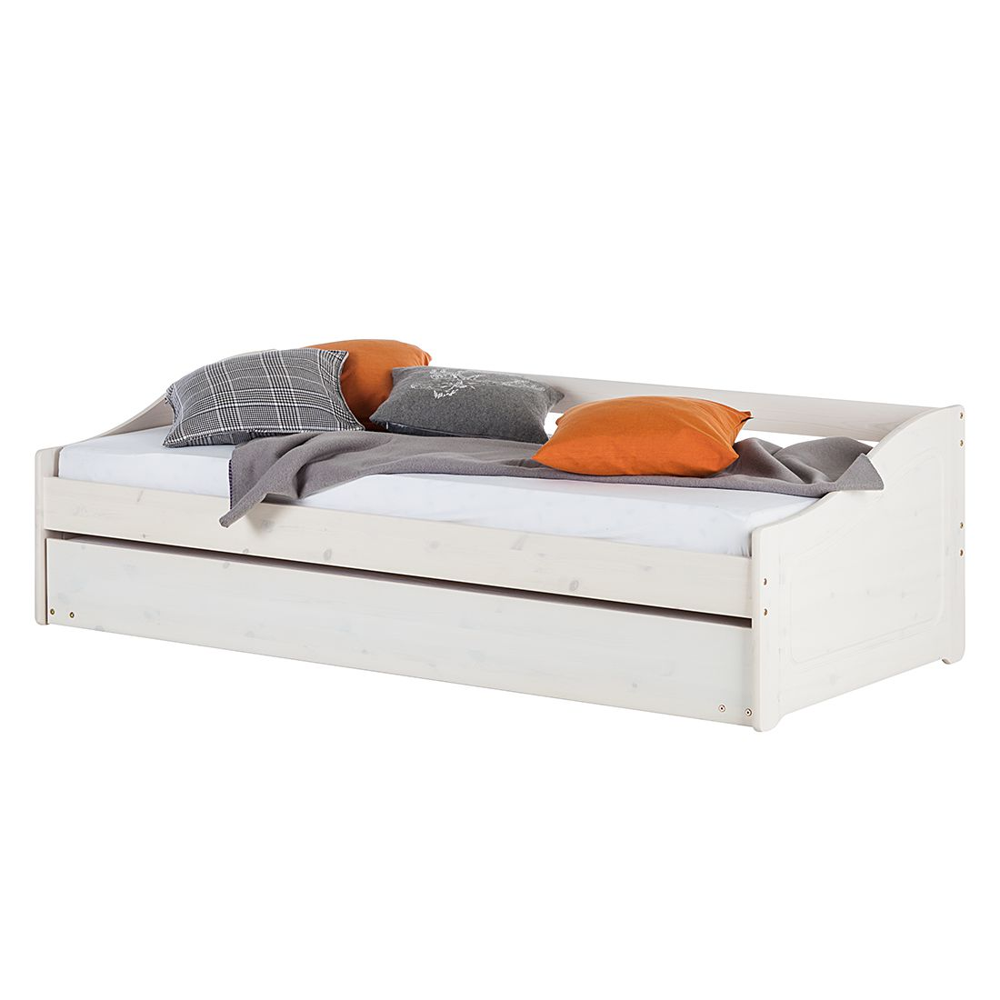 ausziehbett weiss preisvergleiche erfahrungsberichte und kauf bei nextag. Black Bedroom Furniture Sets. Home Design Ideas