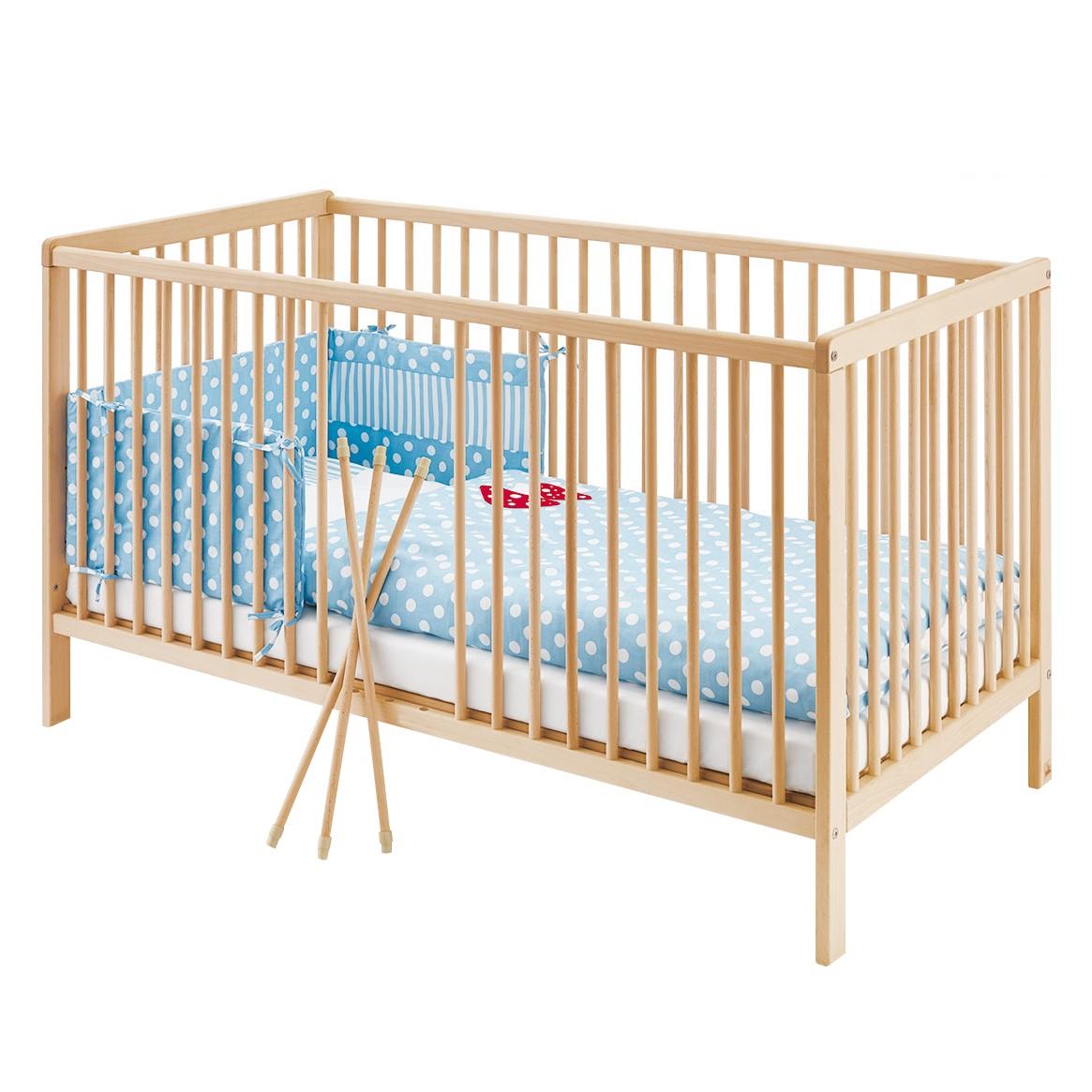 babybett massiv preisvergleich die besten angebote. Black Bedroom Furniture Sets. Home Design Ideas
