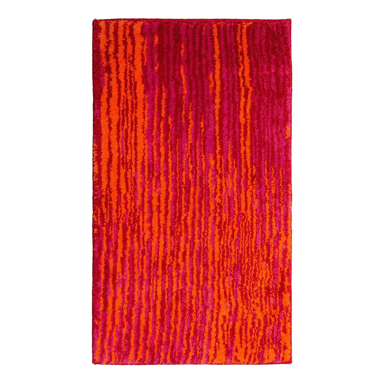 Home 24 - Tapis de bain mauritius ii - rouge - 60 x 100 cm, schöner wohnen kollektion