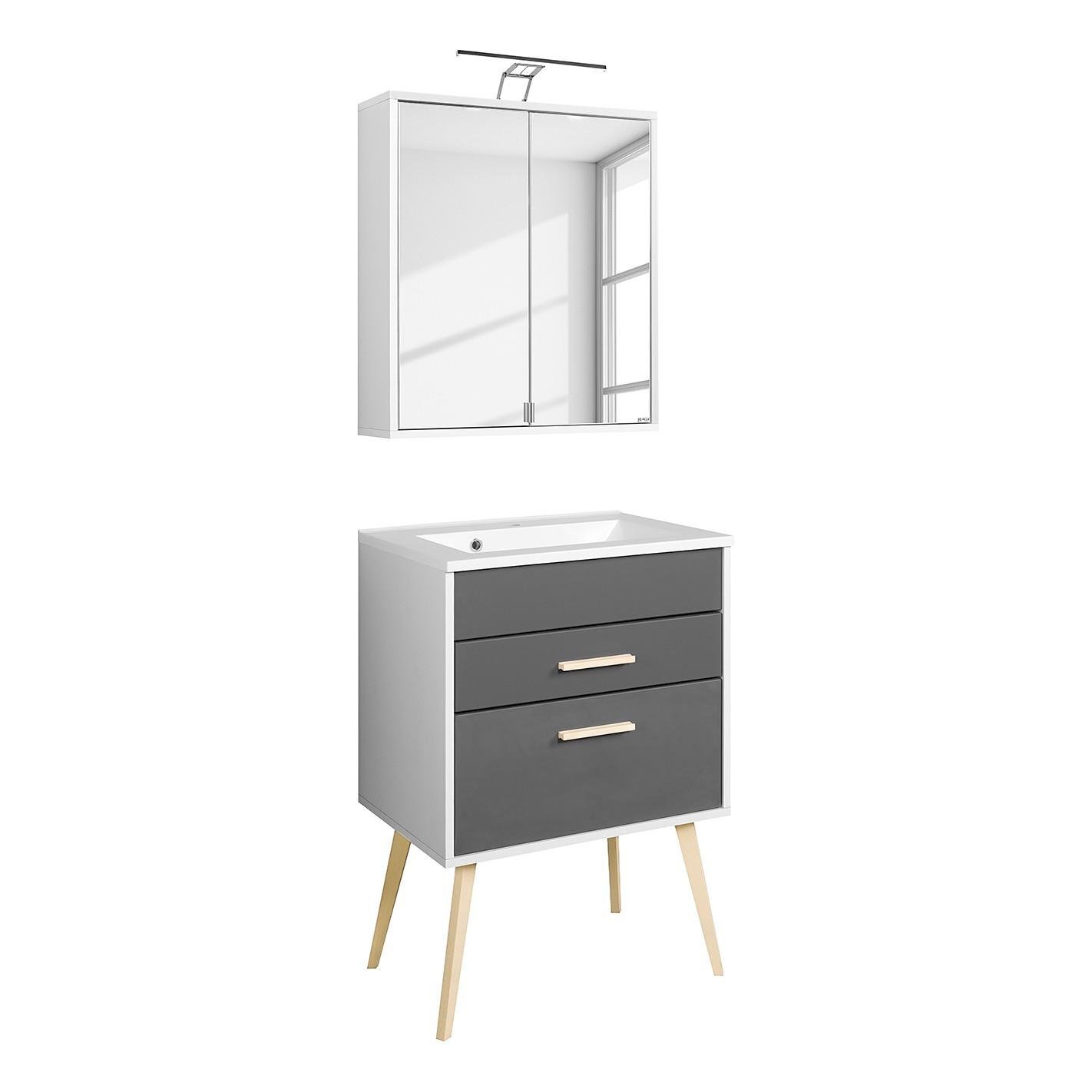 Designer Möbel Trends   Giessbach EEK A+, Badezimmerset Oslo (2 ...