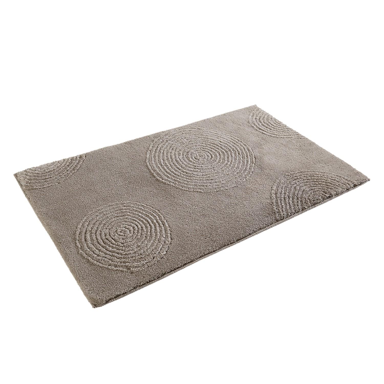 Badmat Yoga - kunstvezel - Beige/taupe - 70x120cm, Esprit