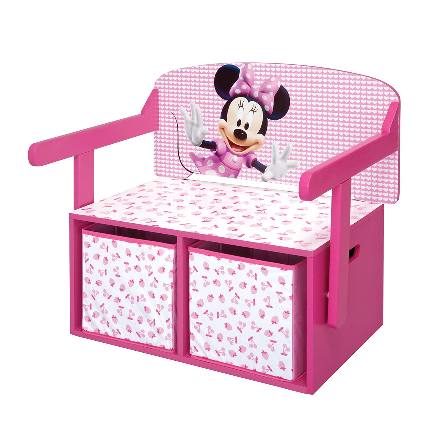 Bank 3 in 1 minnie Mouse, Delta Children