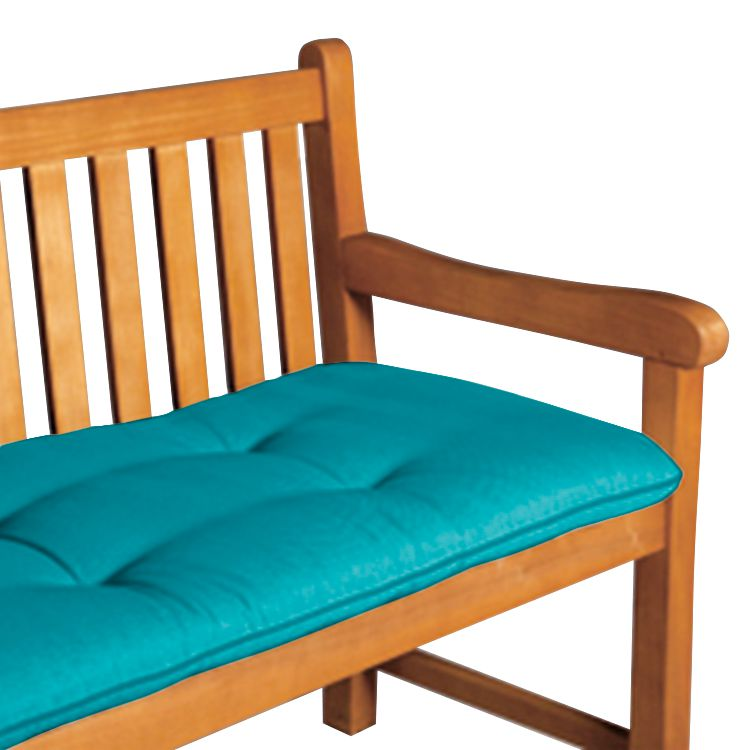 Home 24 - Matelas d assise antigua - turquoise, best freizeitmöbel
