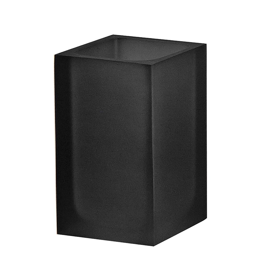 Beker Cube - Zwart, Nicol Wohnausstattungen