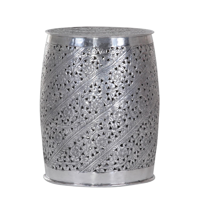 Tavolino Beauvoir - Alluminio - Alluminio, ars manufacti