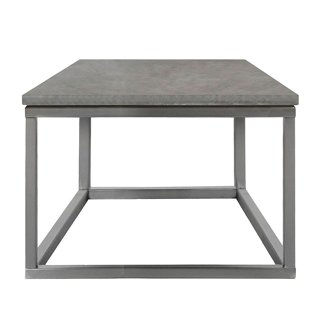 Table d'appoint Branda - Marbre / Nickel brossé, ars manufacti