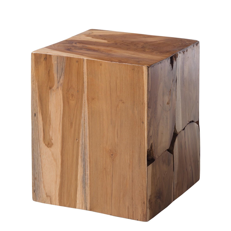 Tavolino Camon - legno massello di teak, ars manufacti