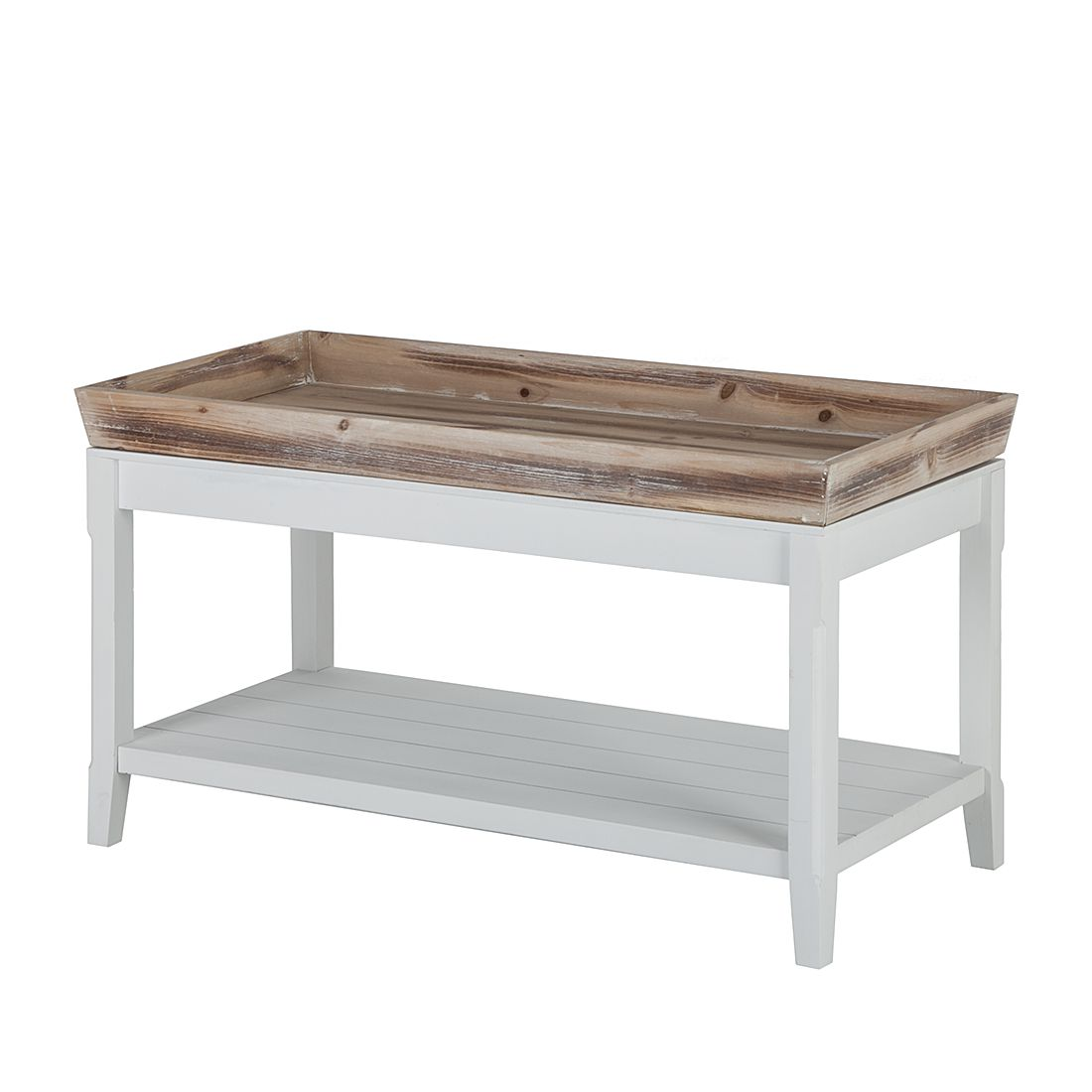 Table basse Beach House N0.01 - Style maison de campagne bord mer, Maison Belfort