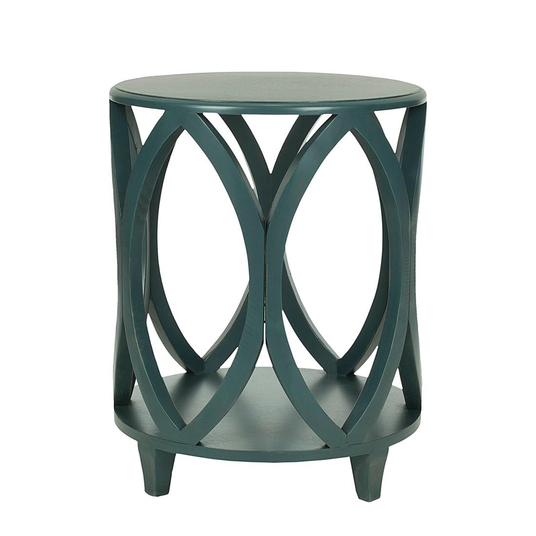 Tavolino Janika - Legno massello di pino, Safavieh