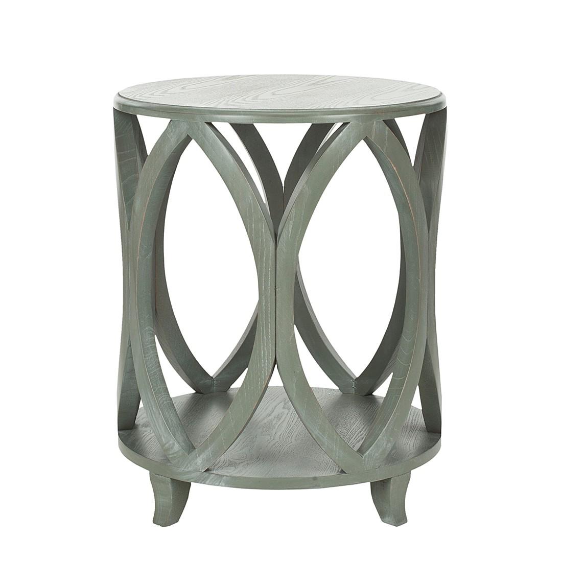 Tavolino Janika - Legno massello di olmo, Safavieh