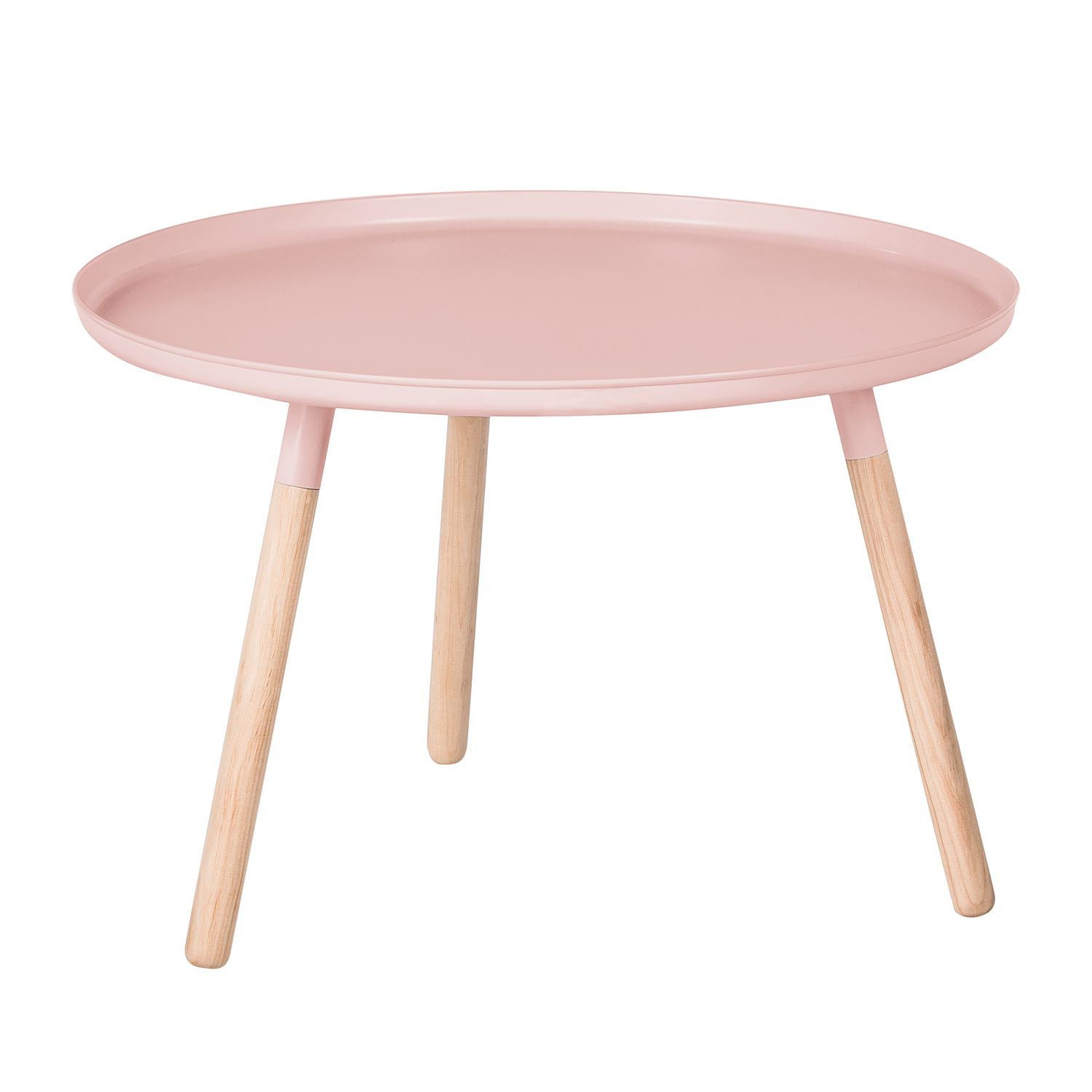 Table d'appoint Mika III - Mauve, kollected by Johanna