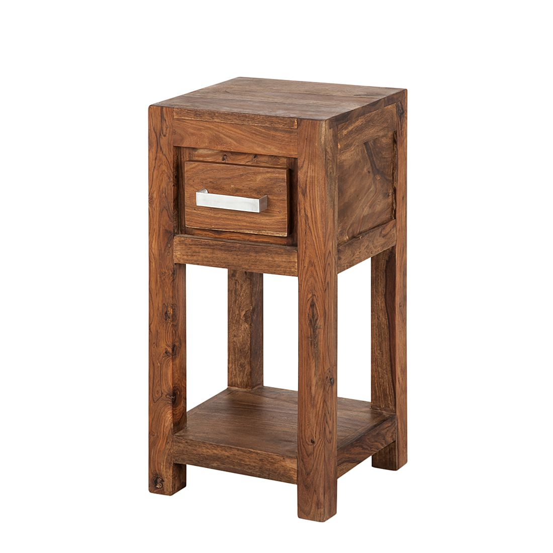 Table d'appoint Ohio - Sheesham - 60 cm, Ars Natura