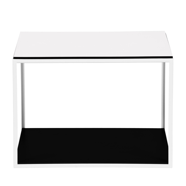 Table d'appoint Piet II - Blanc / Blanc, Studio Copenhagen
