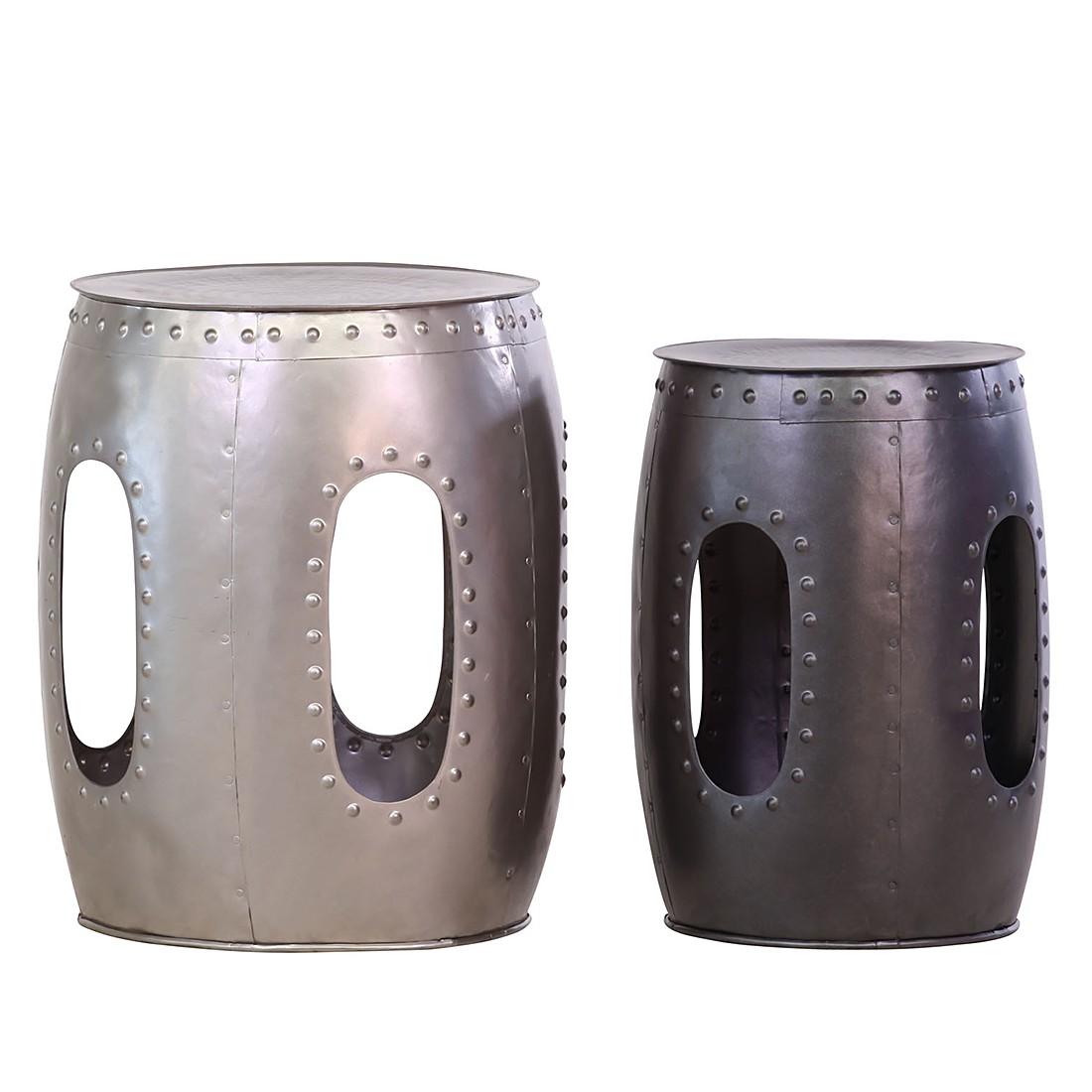 Tavolino Vanha (set da 2) II - Metallo, ars manufacti