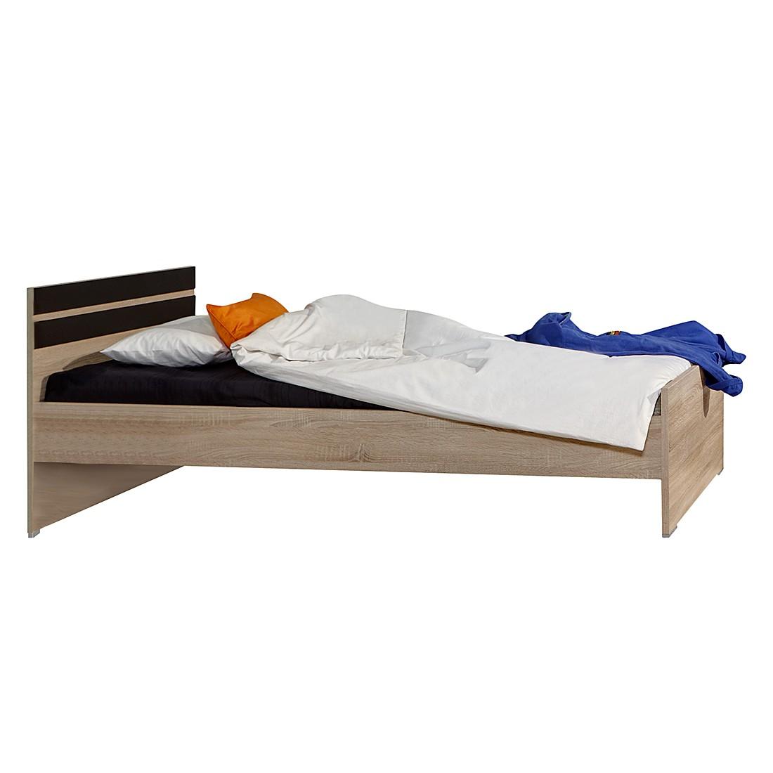 Home 24 - Surface de couchage : 140 x 200 cm - sans coffre à literie, wimex