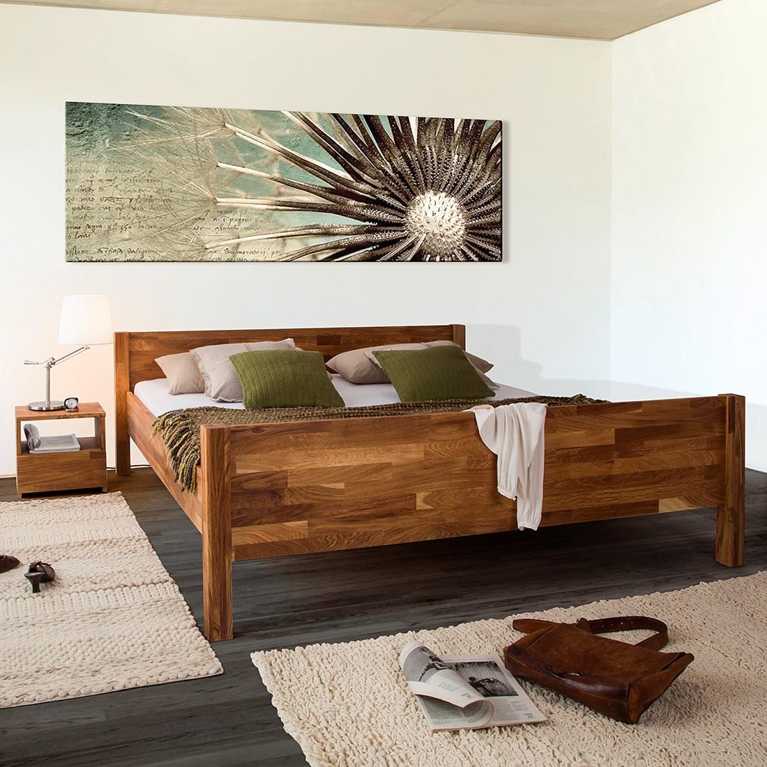 Massivholzbett John   180 X 200cm | Home24