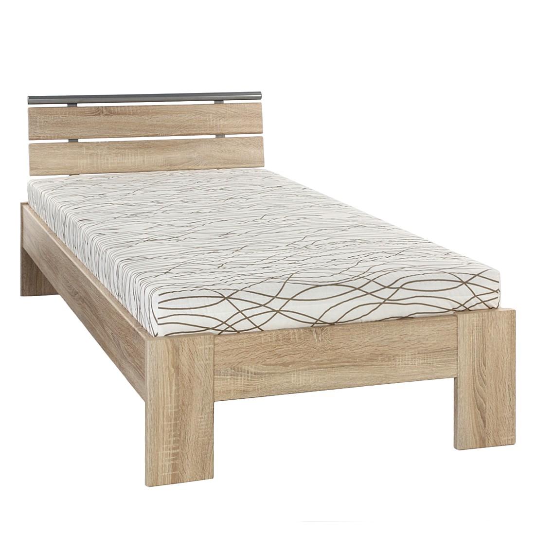 Bett Ohne Lattenrost Rucken : - Bett Megan - 90 x 200cm - Bettgestell ohne Matratze & Lattenrost ...