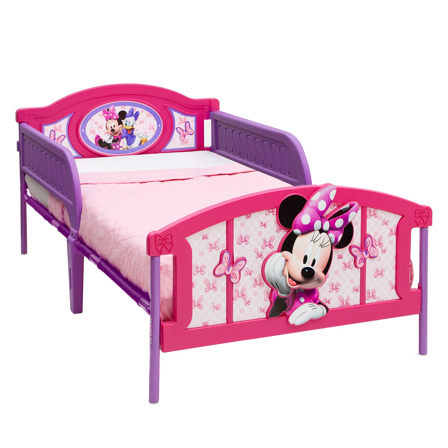 Lit Minnie Mouse - 90 x 190 cm, Delta Children
