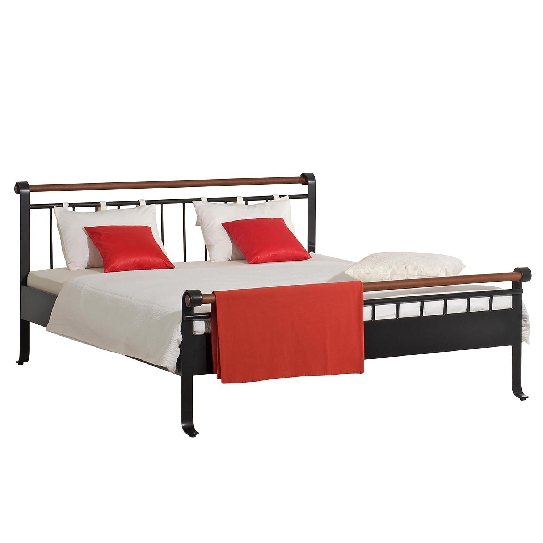 schwarz lackiert bett preis vergleich 2016. Black Bedroom Furniture Sets. Home Design Ideas