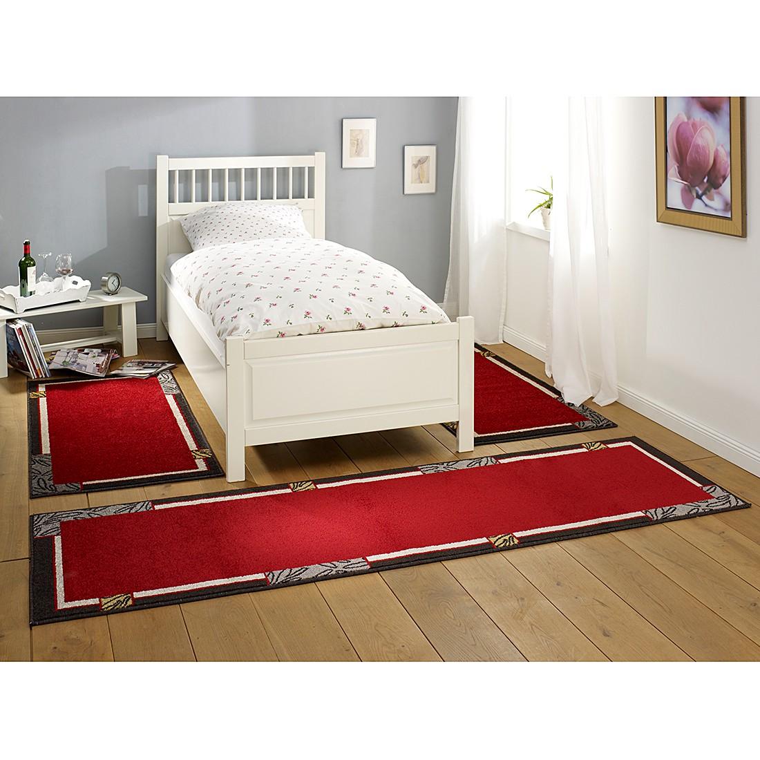 descente de lit lectus i rouge hanse home collection ForHanse Meuble Catalogue