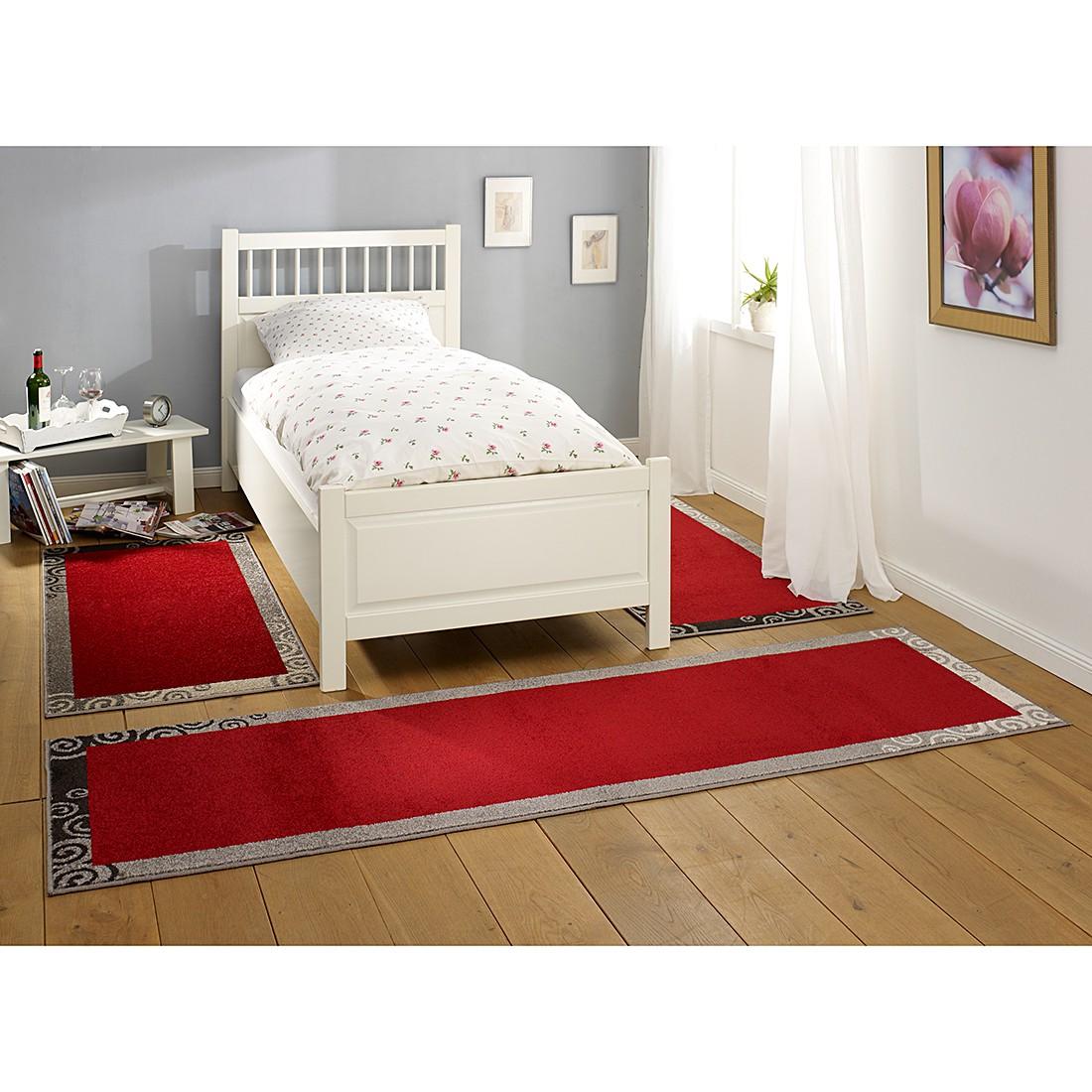 Descente de lit Lectus VI - Rouge, Hanse Home Collection