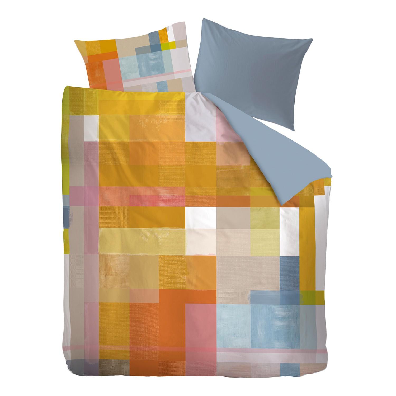 Beddengoed Architecture - katoen - meerdere kleuren - 200x220cm + 2 kussens 80x80cm, OILILY