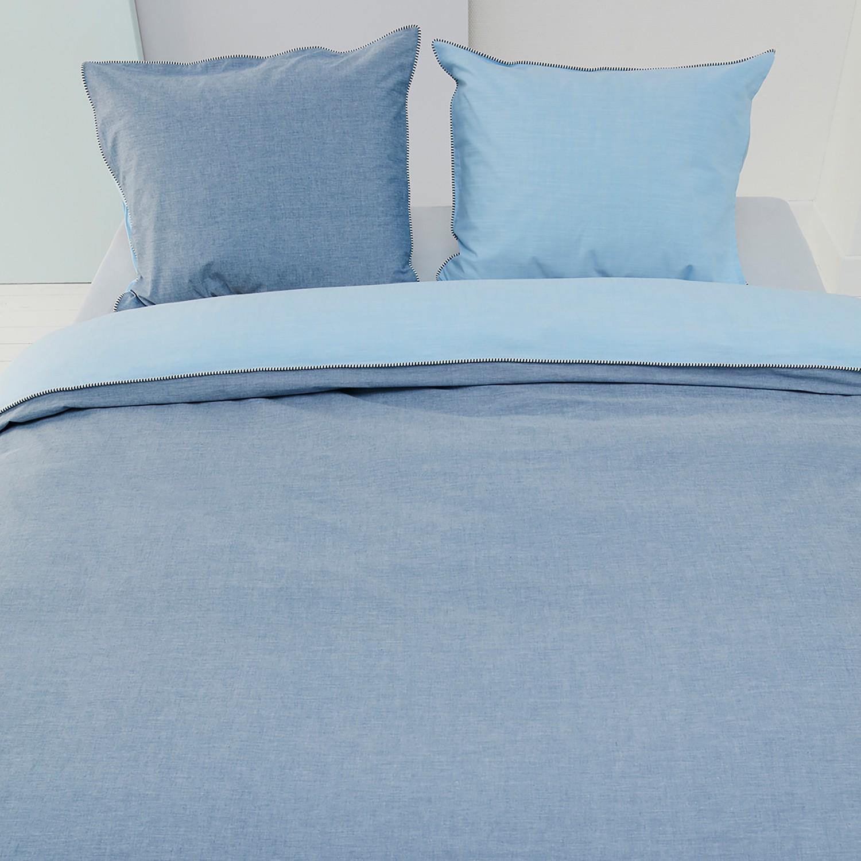 bettw sche blau 200 200 preisvergleich die besten. Black Bedroom Furniture Sets. Home Design Ideas