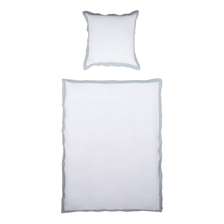 Beddengoed Smood linen - 155x200cm + kussen 80x80cm, Smood