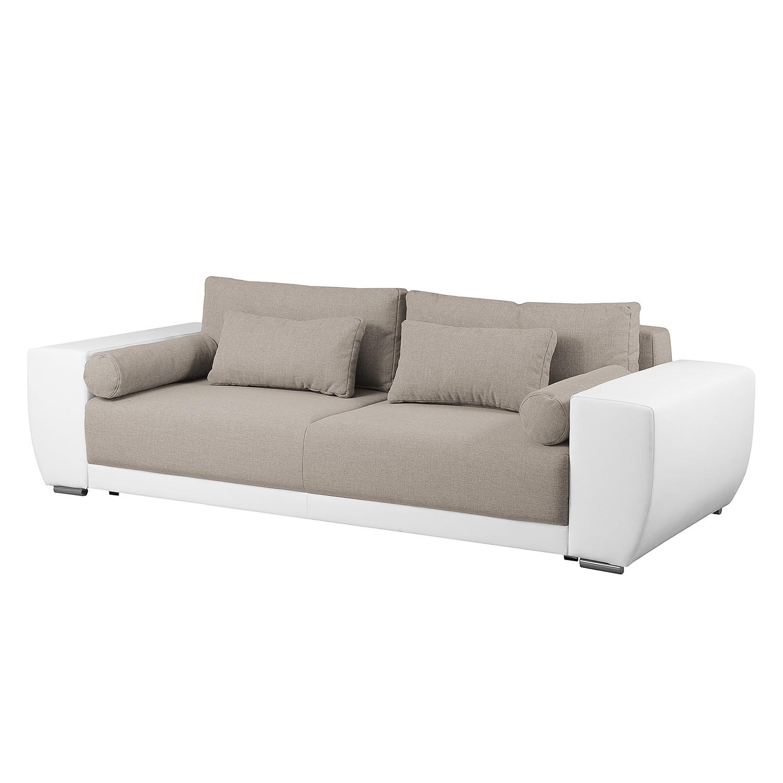 big sofa mit schlaffunktion weiss inspirierendes design f r wohnm bel. Black Bedroom Furniture Sets. Home Design Ideas