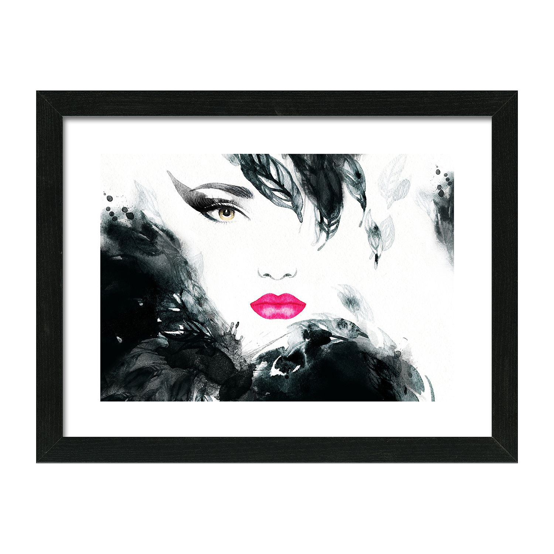 Afbeelding Sensuousness IV - zwart/wit, Pro Art