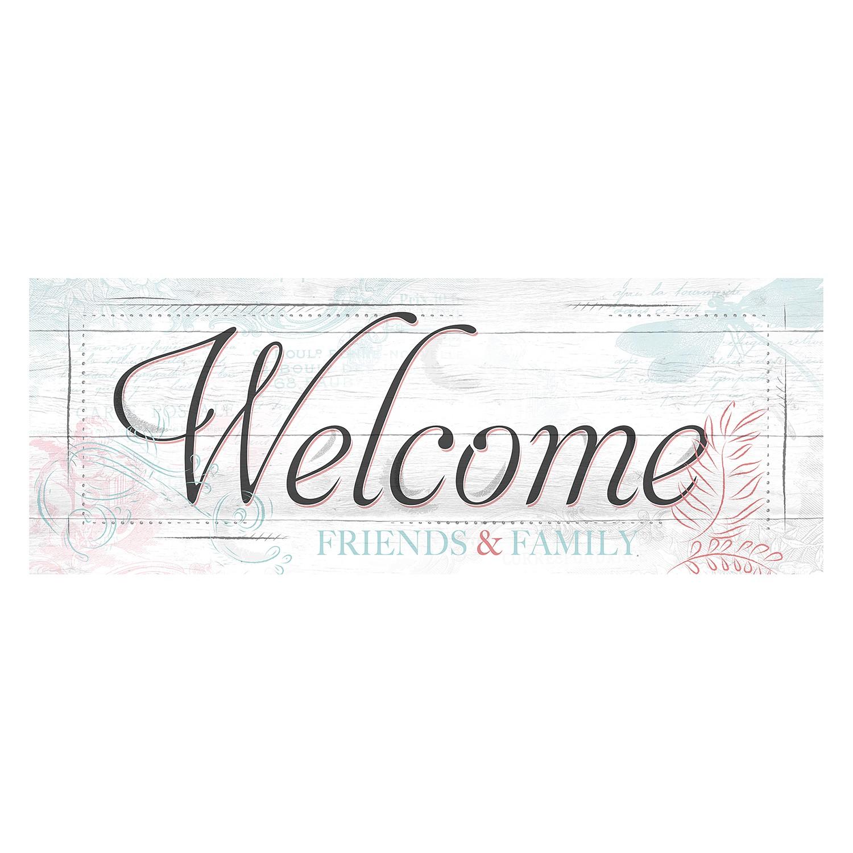 Afbeelding Welcome - beige/zwart, Pro Art