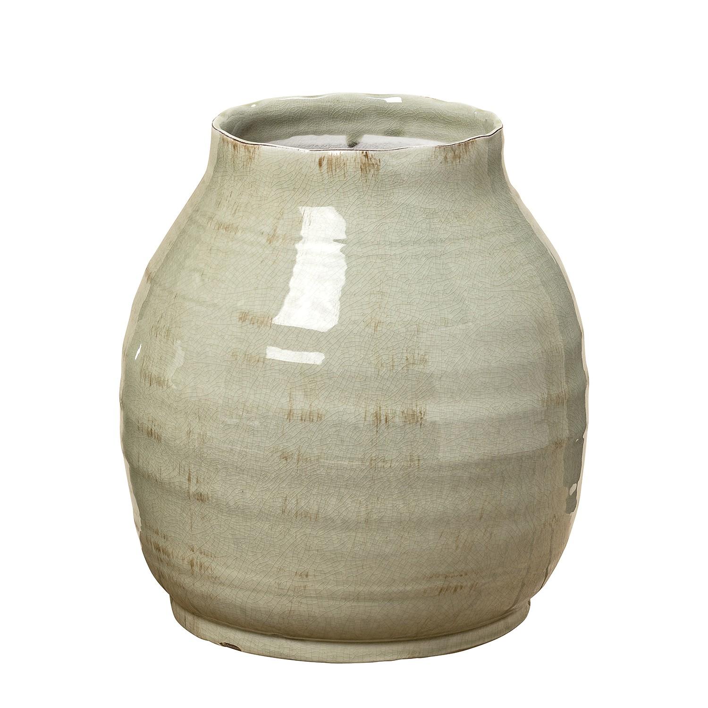alinea sarine vase vert en argile h52cm comparer les. Black Bedroom Furniture Sets. Home Design Ideas