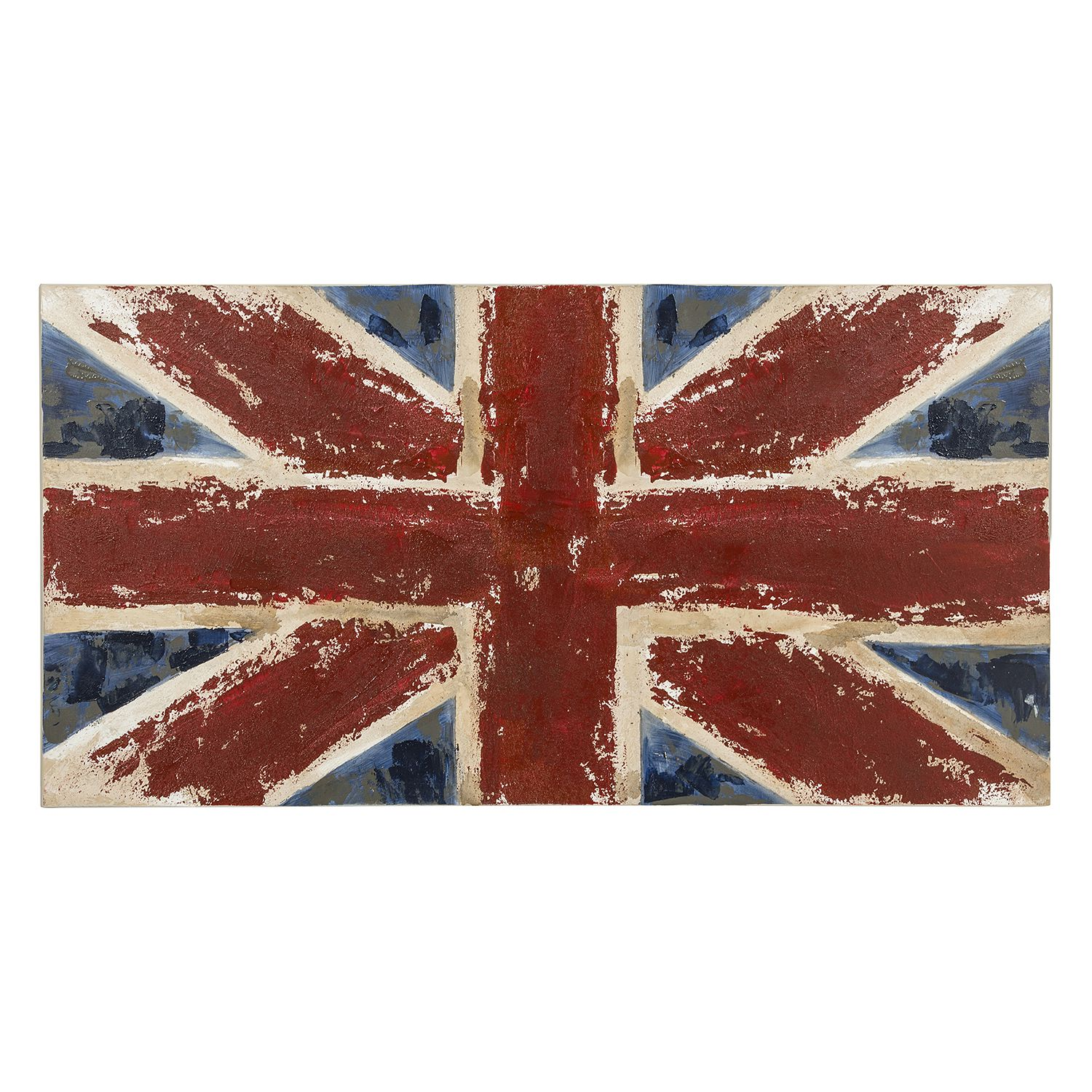 Home 24 - Toile united kingdom - multicolore, ars manufacti