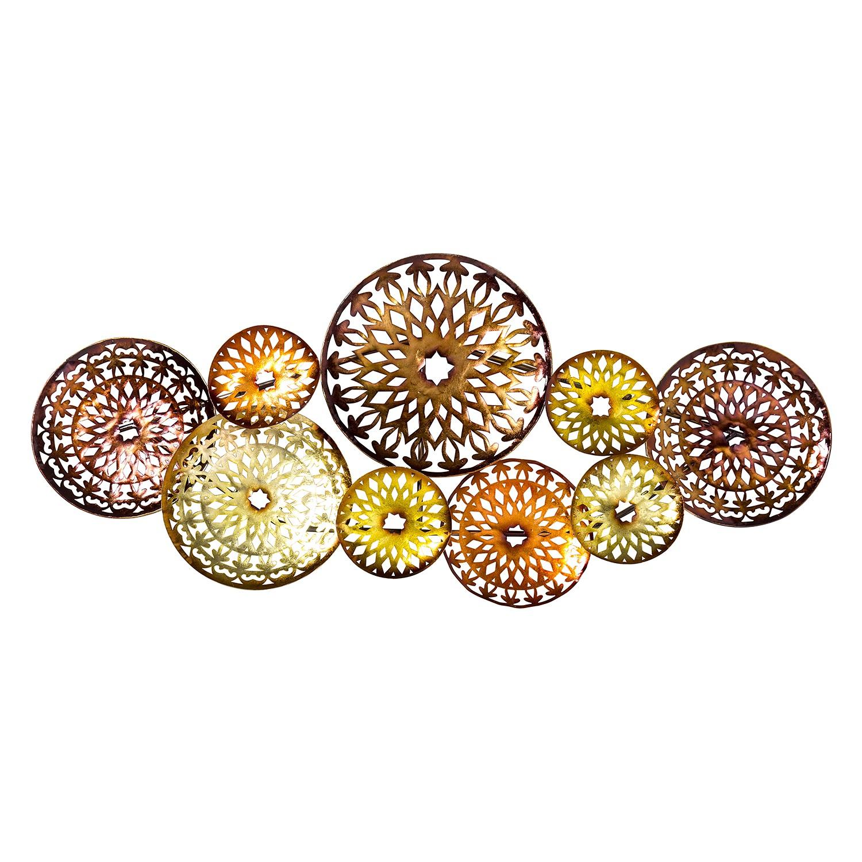 Sierobject Nala I - ijzer - meerdere kleuren, ars manufacti