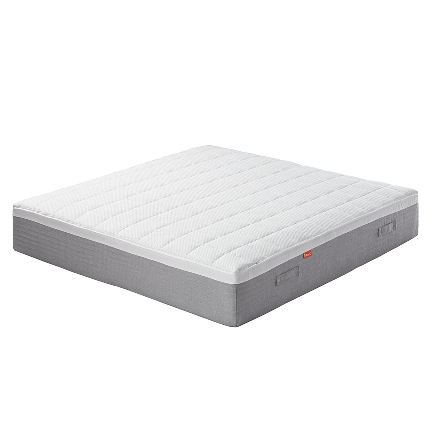 Matelas boxspring Smood Select - 200 x 200cm, Smood