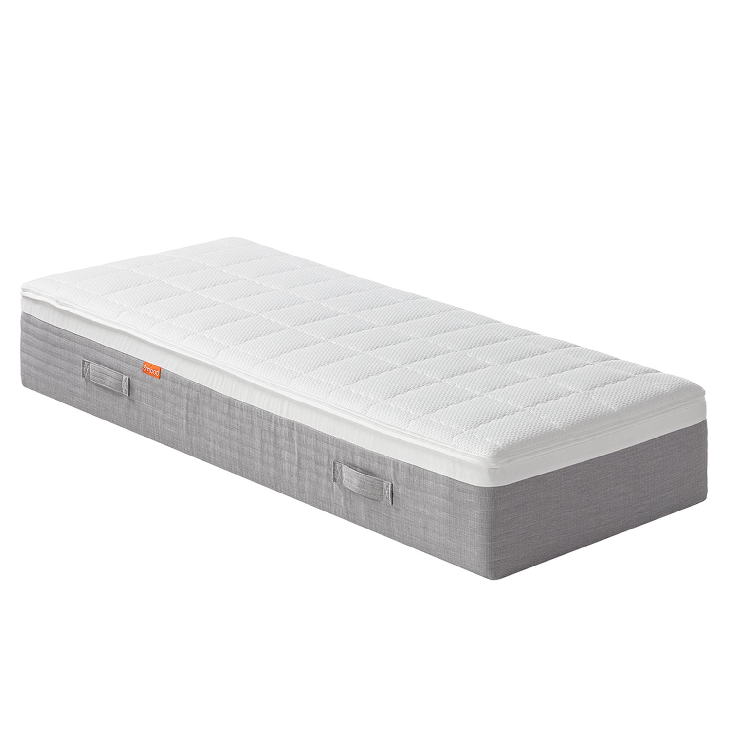Matelas boxspring Smood Select - 80 x 200cm, Smood