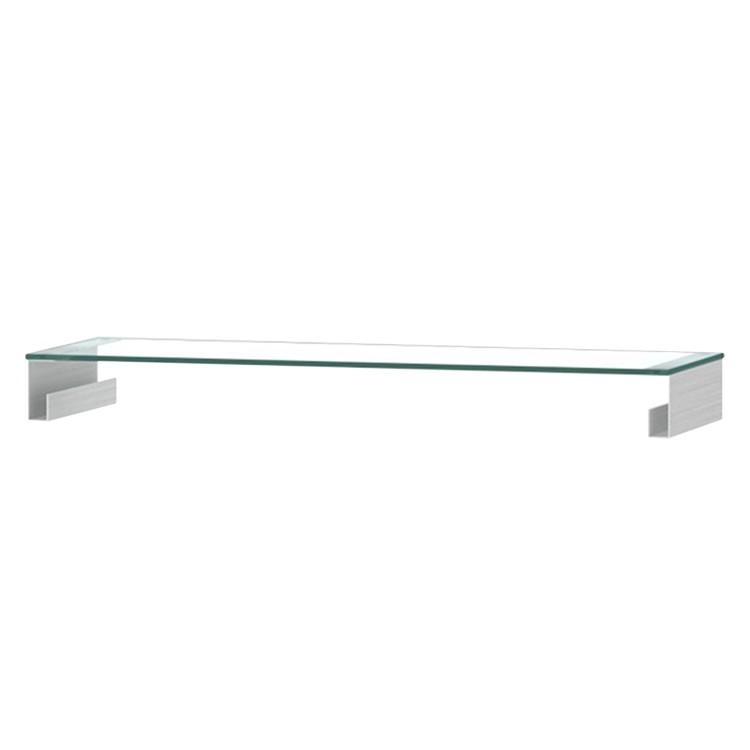 TV-Aufsatz Z-FGA - Aluminium - 120 cm, Jahnke