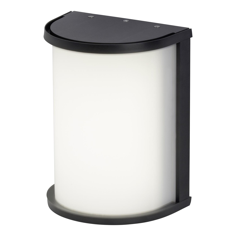 EEK A+, LED-Außenwandleuchte Travis - Kunststoff - 1-flammig, Br bei Home24 - Lampen
