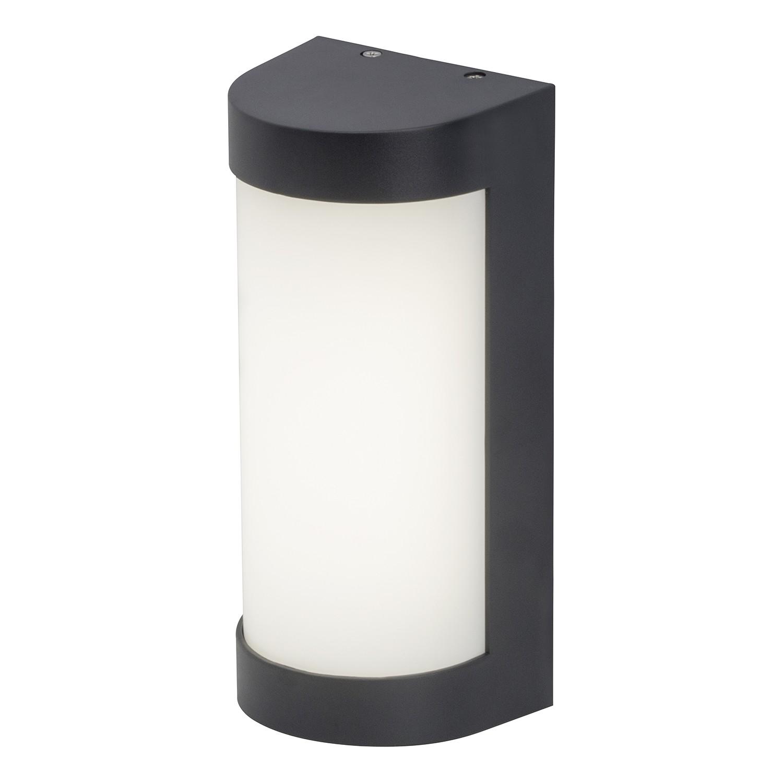 EEK A+, LED-Außenwandleuchte Harber - Kunststoff - 1-flammig, Br bei Home24 - Lampen