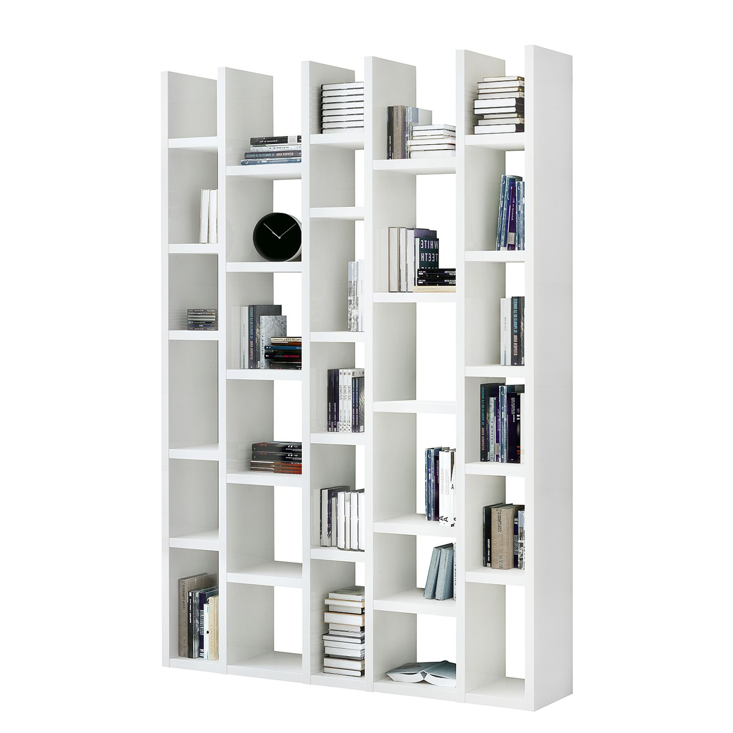home24 boekenkast kopen online internetwinkel. Black Bedroom Furniture Sets. Home Design Ideas