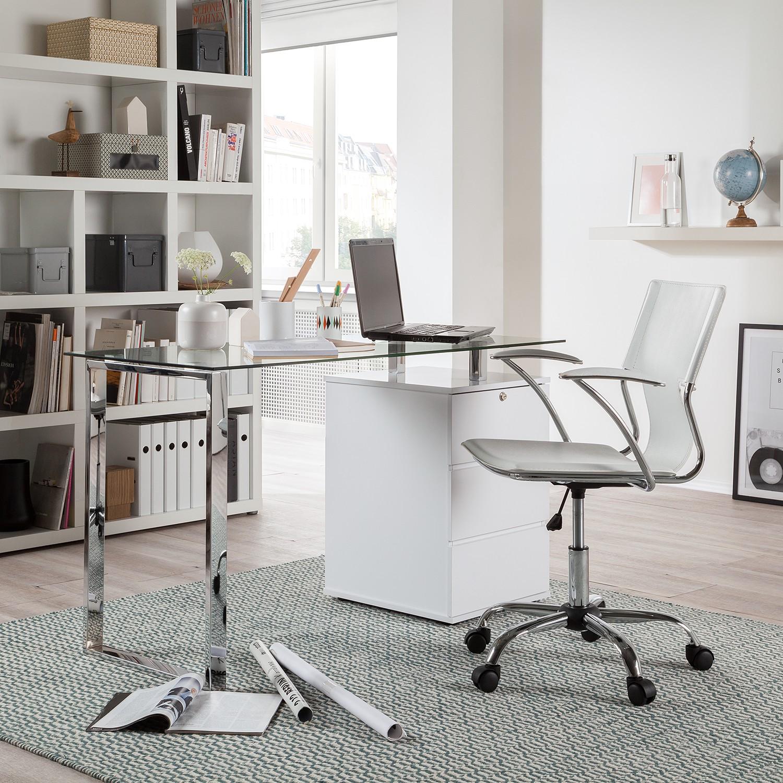 Bürodrehstuhl LUKE von FREDRIKS Kunstleder/Metall