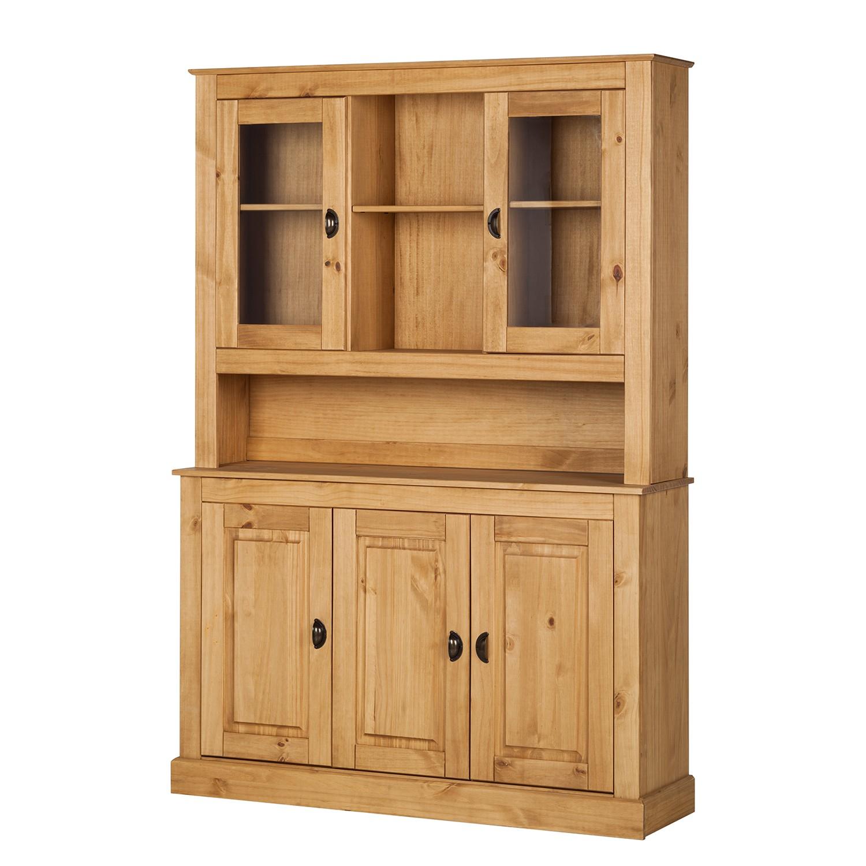 la redoute vaisselier haut 2 portes malu comparer les prix et promo. Black Bedroom Furniture Sets. Home Design Ideas