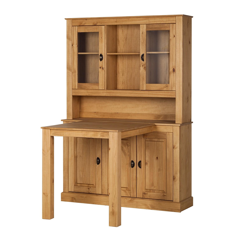la redoute vaisselier haut 2 portes malu prix et offres la redoute. Black Bedroom Furniture Sets. Home Design Ideas