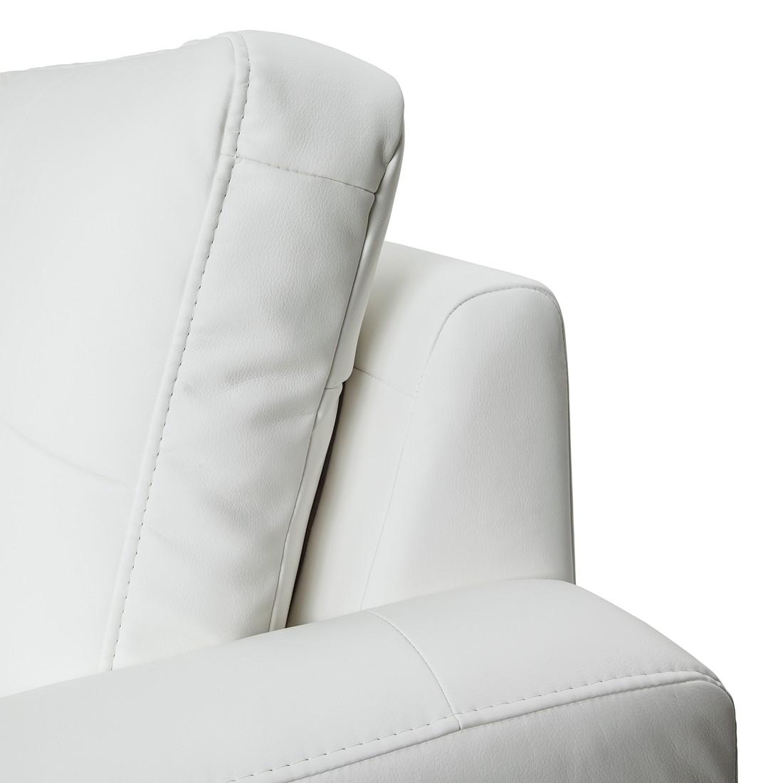 Ecksofa mit schlaffunktion weiß  Jetzt bei Home24: Sofa mit Schlaffunktion von Nuovoform | home24