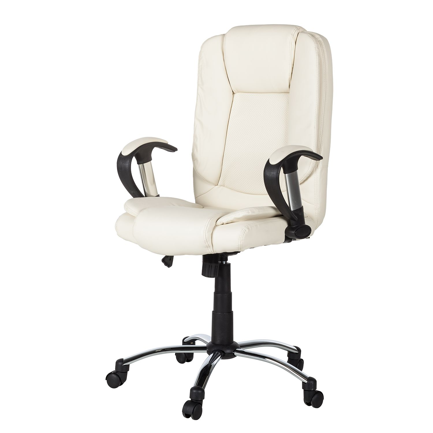 Chefsessel leder creme preisvergleiche for Home24 office