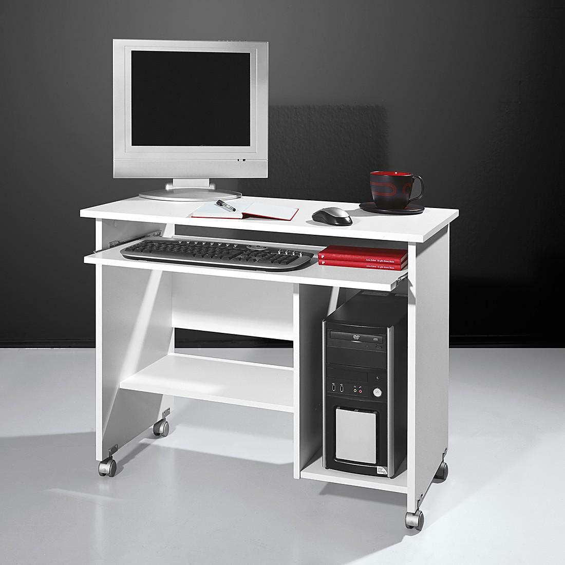 Computertisch weiß  Top Square Computertisch – für ein schönes Zuhause | Home24