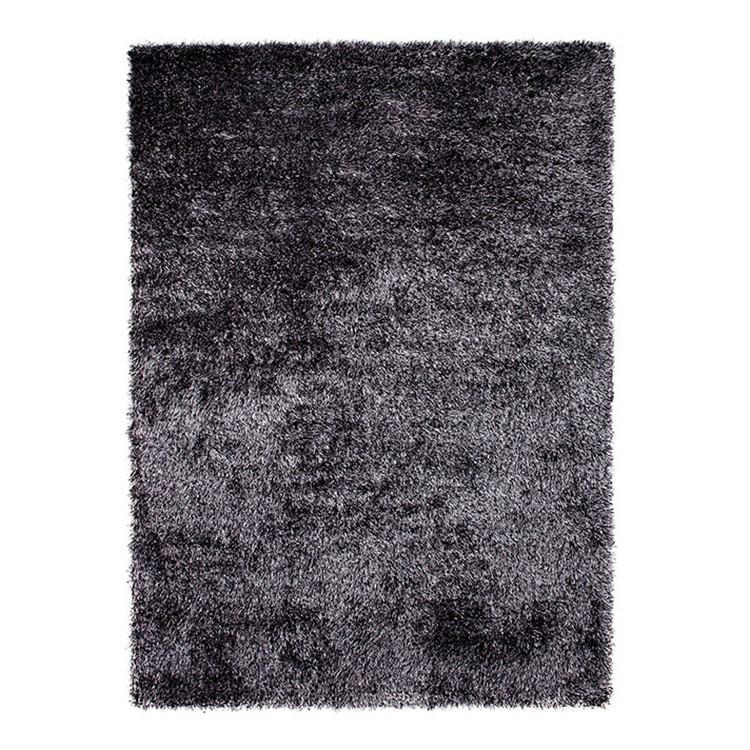 Tapijt Cosy Glamour I - zilverkleurig - maat: 200x200cm, Esprit Home