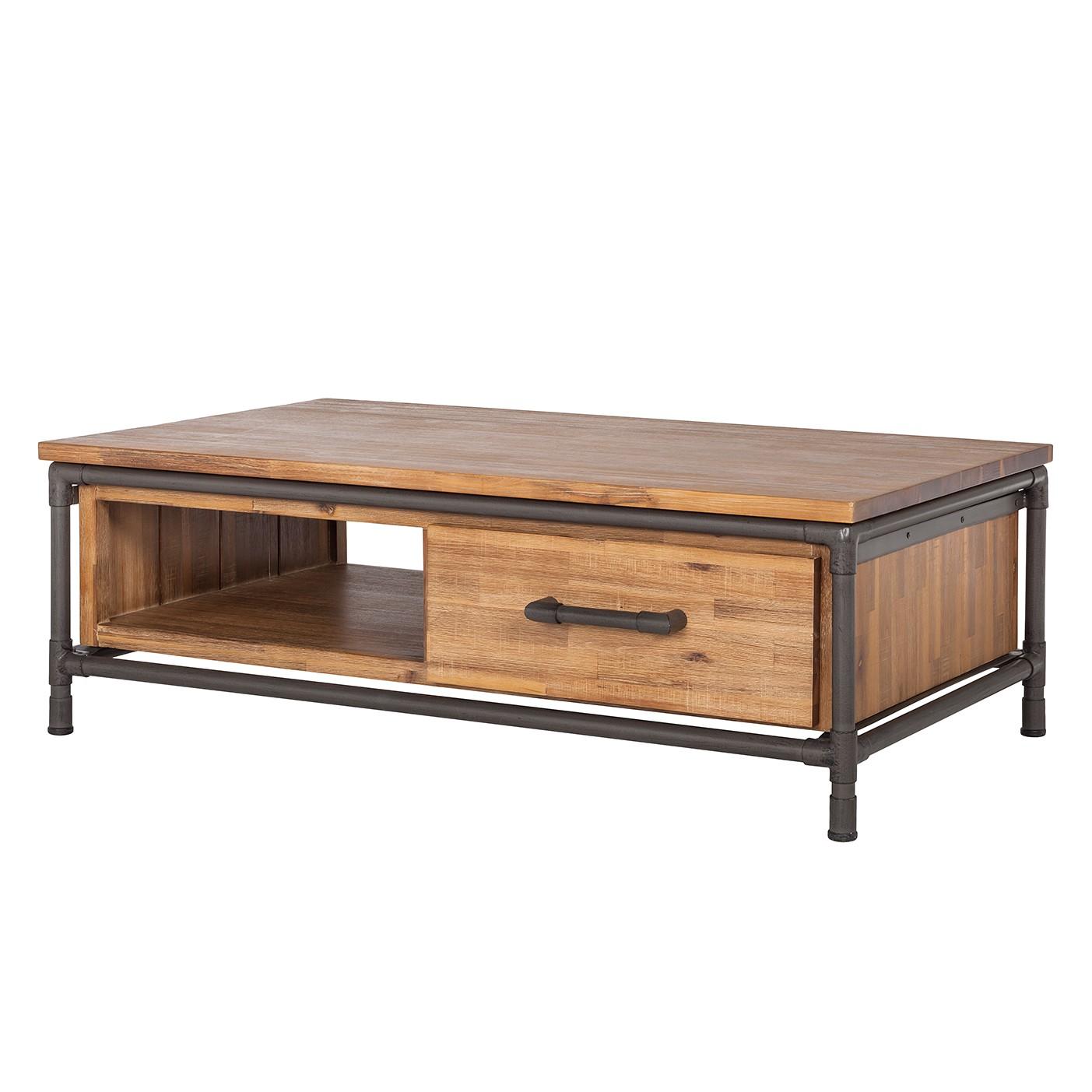 couchtisch akazie stone preisvergleich die besten angebote online kaufen. Black Bedroom Furniture Sets. Home Design Ideas